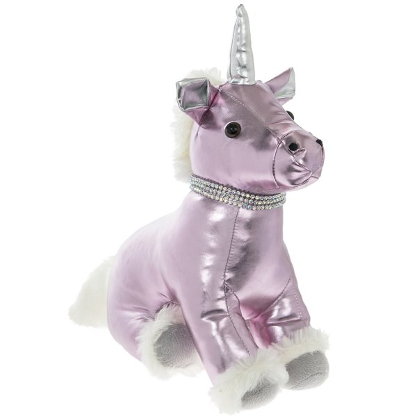 UNICORN DOORSTOP PINK