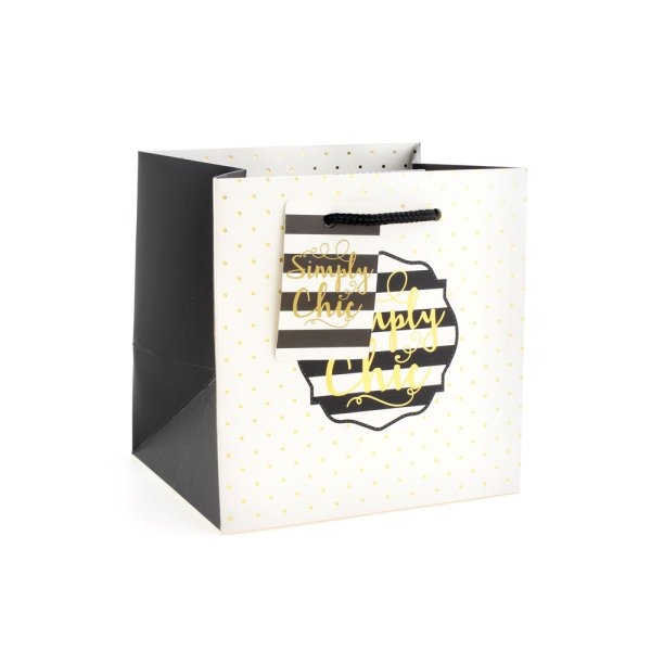 SIMPLY CHIC GIFT BAG SMALL