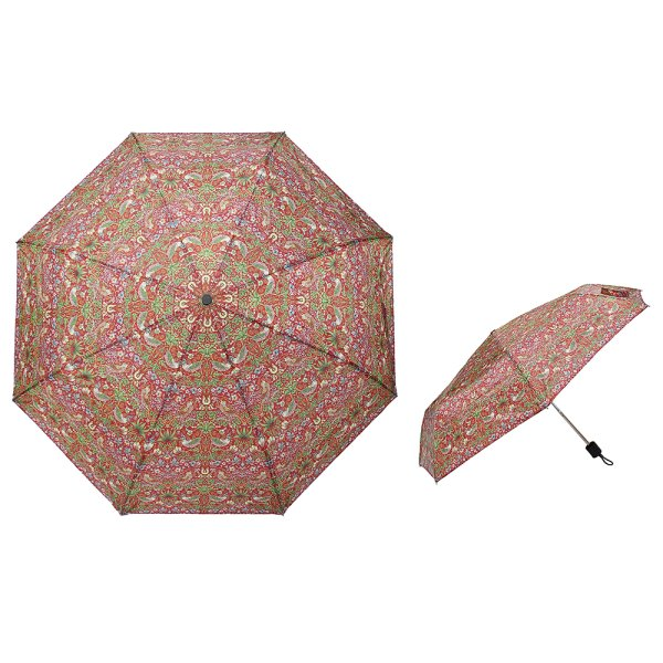 S'BERRY THIEF RED UMBRELLA