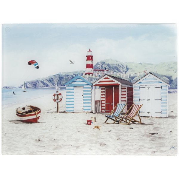 SANDY BAY CUTTING BOARD LARGE