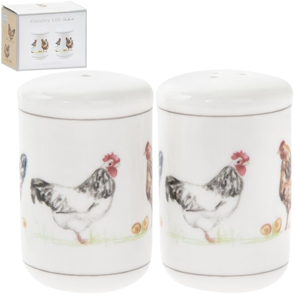 CHICKENS SALT & PEPPER