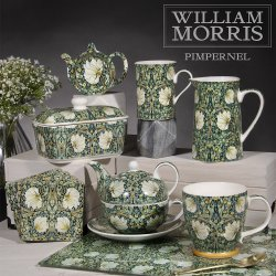 William Morris Pimpernel on Social Media