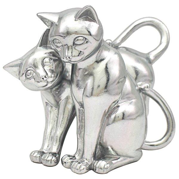 SILVER ART SILVER CATS