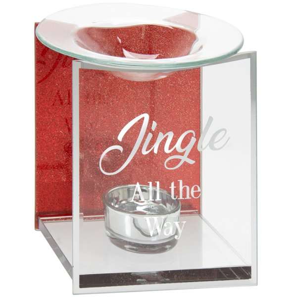 JINGLE ALL THE WAY OIL BURNER