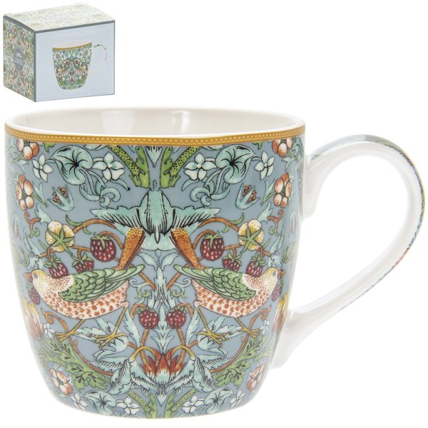 S'BERRY THIEF BREAKFAST MUG