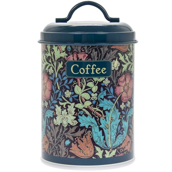 COMPTON COFFEE CANISTER