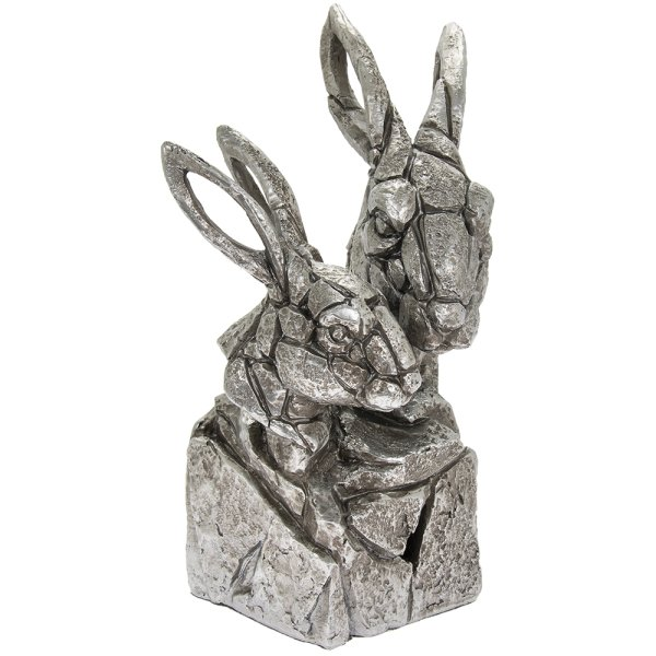 NATURAL WORLD HARE BUST