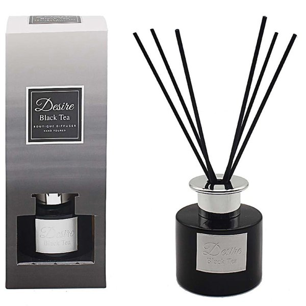 DESIRE RND DIFFUSER BLACK100ML