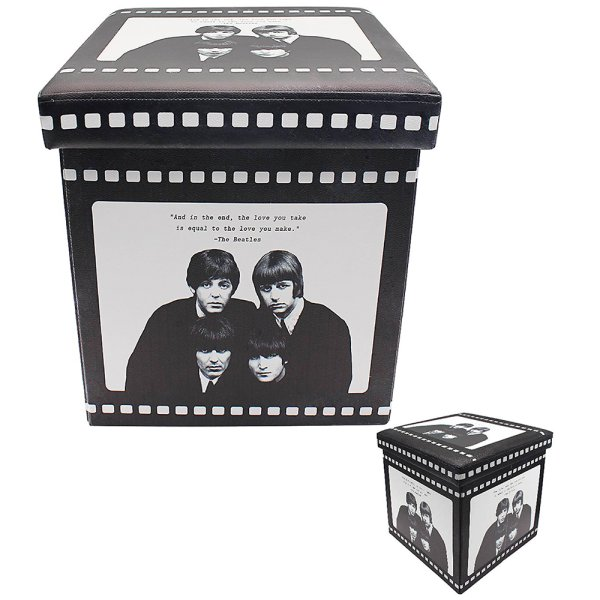 THE BEATLES FOLDING BOX