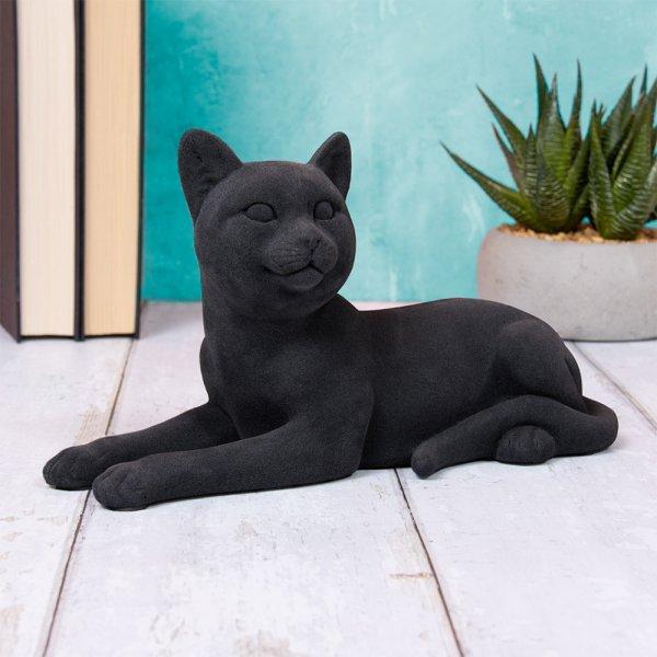 BLACK VELVET CAT