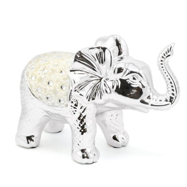 SILVER MILLE ELEPHANT