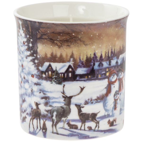 MAGIC CHRISTMAS SCENTED CANDLE