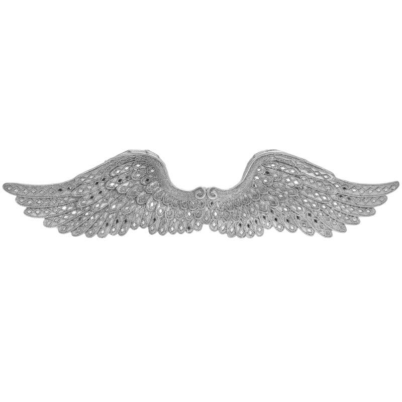 SILVER ART ANGEL WINGS