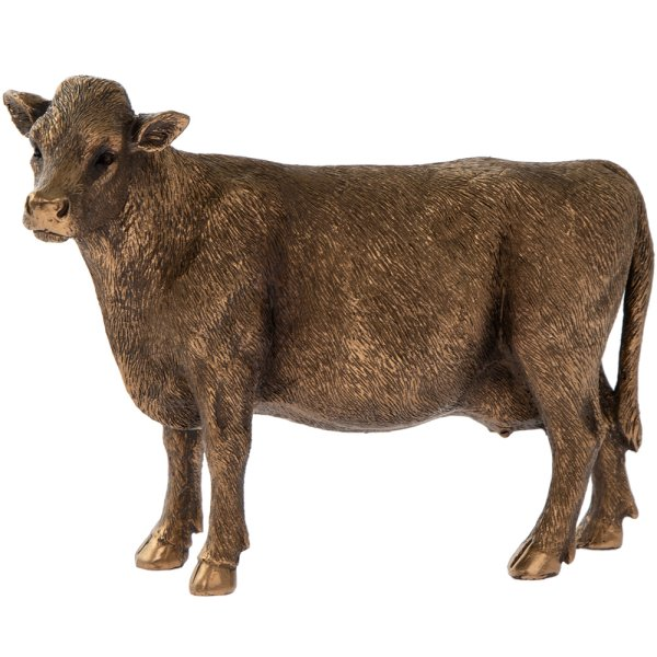 REFLECTIONS BRONZED COW