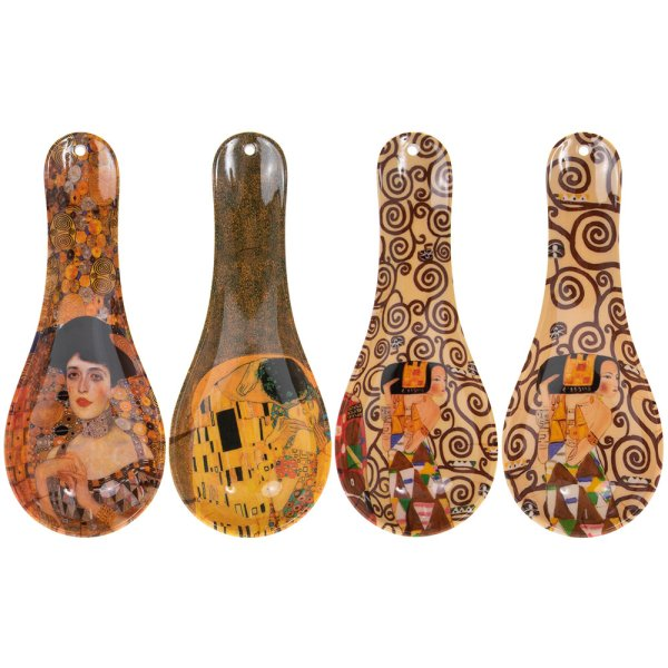 KLIMT SPOON REST 4 ASST