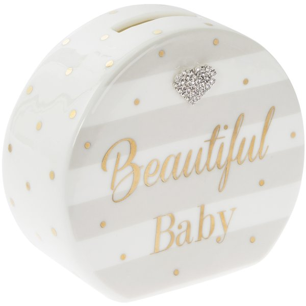 MAD DOTS BABY MONEY BOX