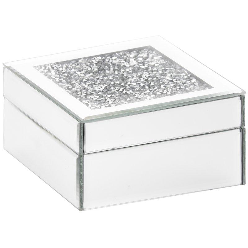MULTI CRYSTAL MIRR JEWEL BOX S