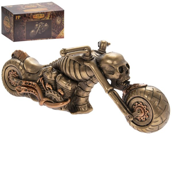 STEAM PUNK MOTORBIKE