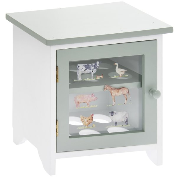 COUNTRY LIFE FARM EGG CABINET