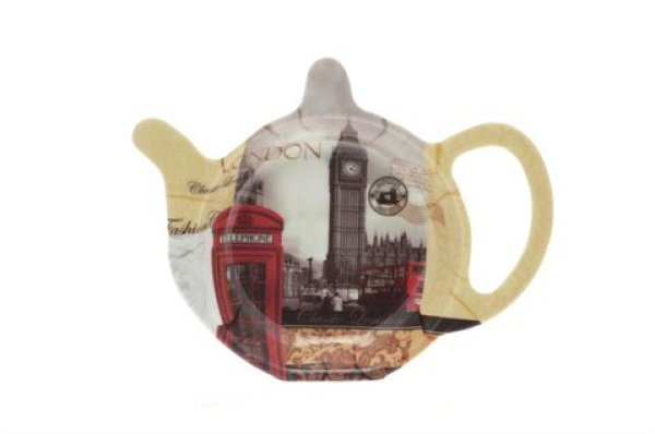 NEW LONDON TEABAG TIDY