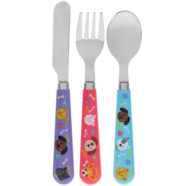 CATS & DOGS CUTLERY