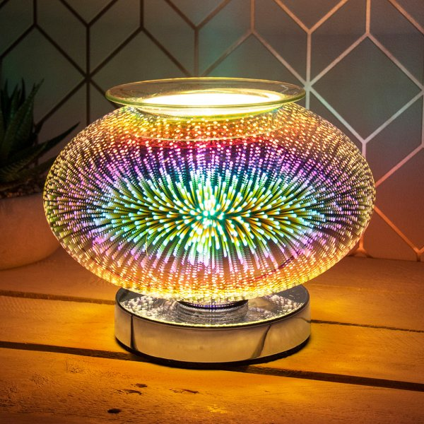 AROMA LAMP STARBURST