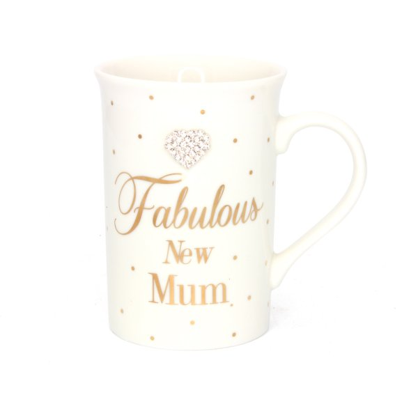 MAD DOTS NEW MUM MUG