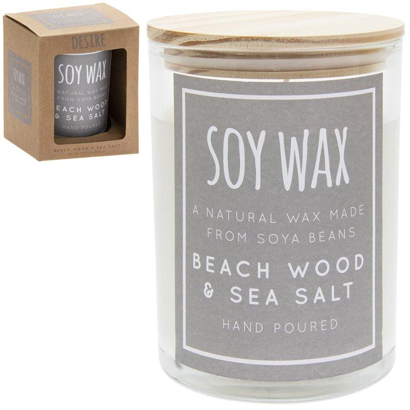DESIRE SOY CANDL BEACH/SSALT L