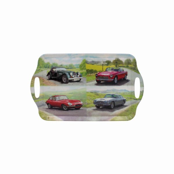 CLASSIC CARS TRAY LARGE