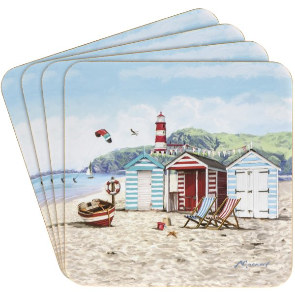 SANDY BAY COASTERS SET 4