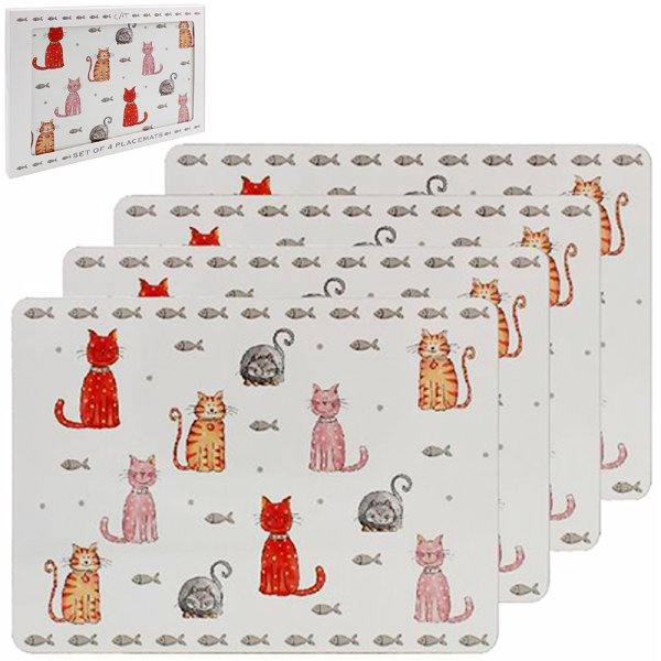 FAITHFUL FRIEND CAT PLACEMAT 4