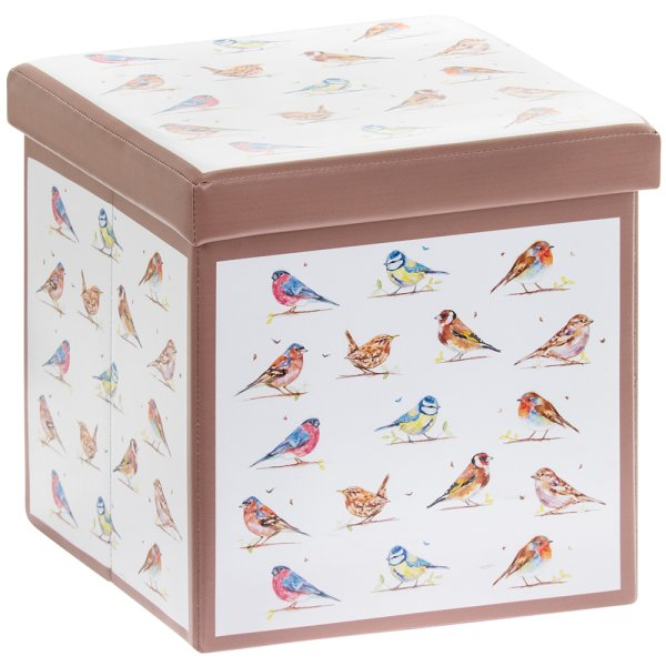 BIRD FOLDING STORAGE BOX