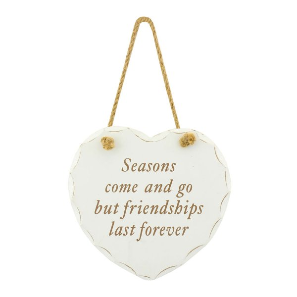 SEASONS HANGING PLAQUE