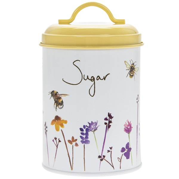 BUSY BEES SUGAR CANISTER