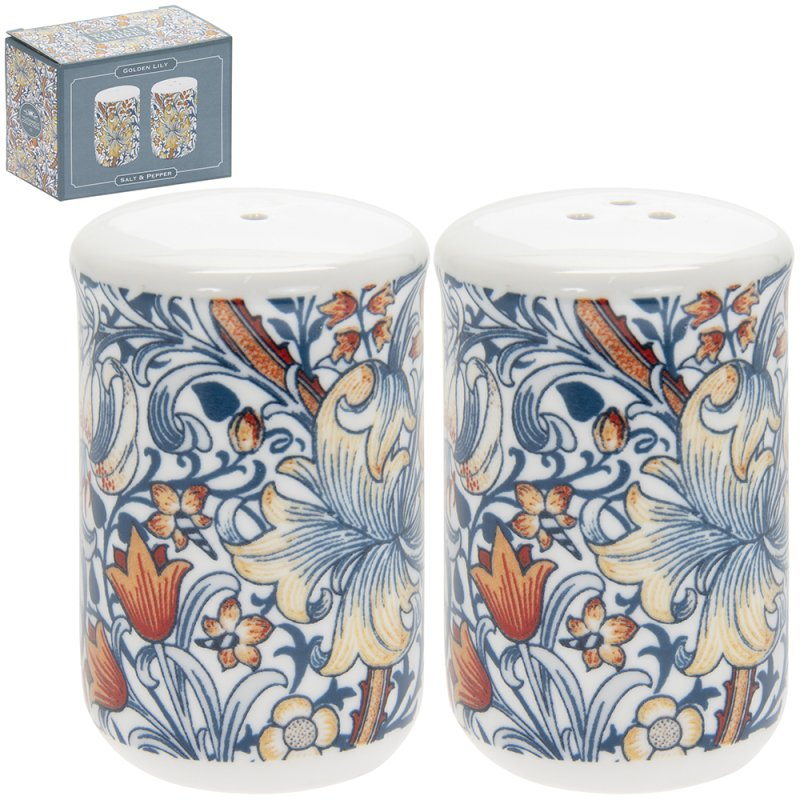 GOLDEN LILY SALT & PEPPER