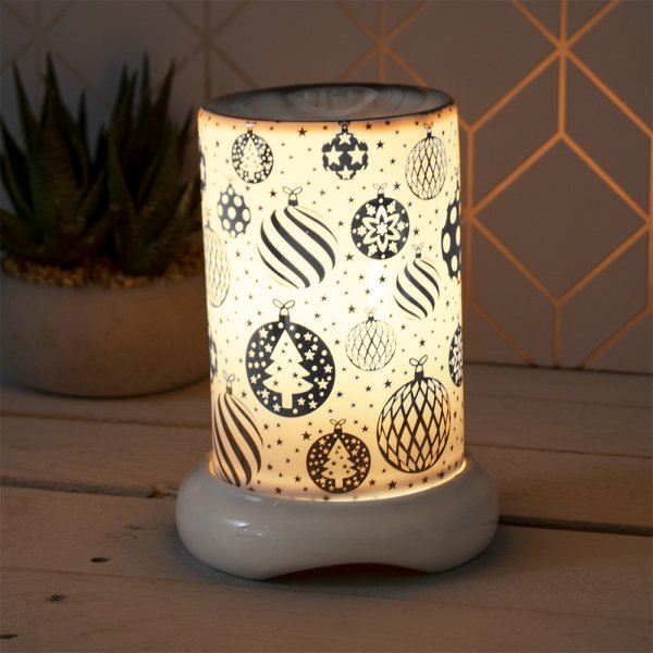 XMAS AROMA LAMP WITH DIMMER