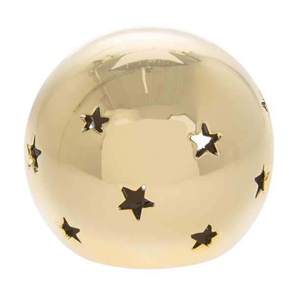 GOLD STAR LED BALL M