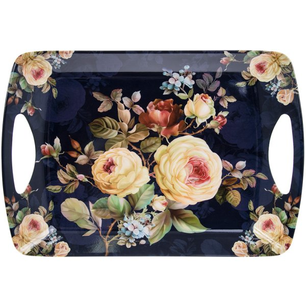 ROSE BLOSSOM TRAY LARGE