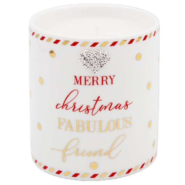 MAD DOTS FAB FRIEND CANDLE