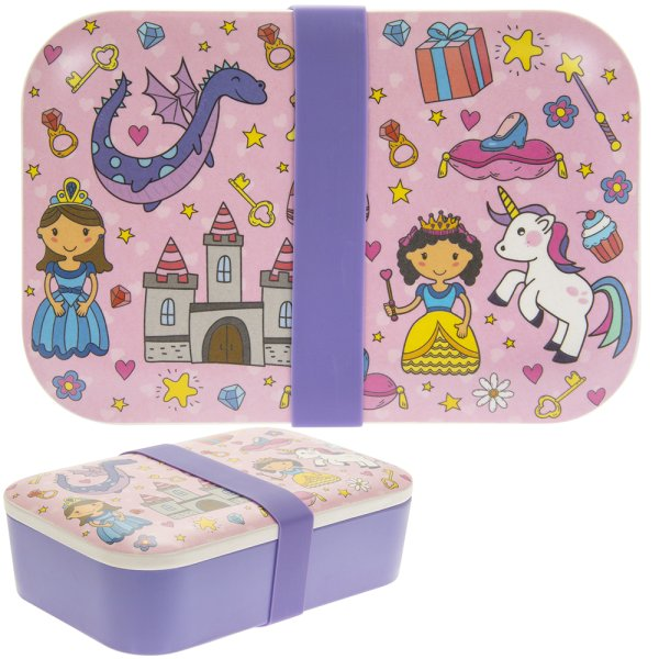 BAMBOO FAIRY TALE LUNCH BOX