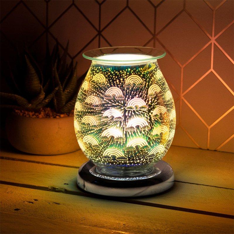 DESIRE AROMA LAMP 'RAINBOW'