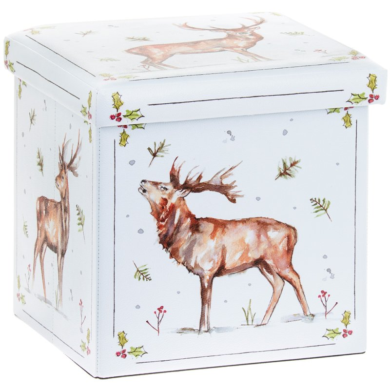 WINTER STAGS FOLDING BOX