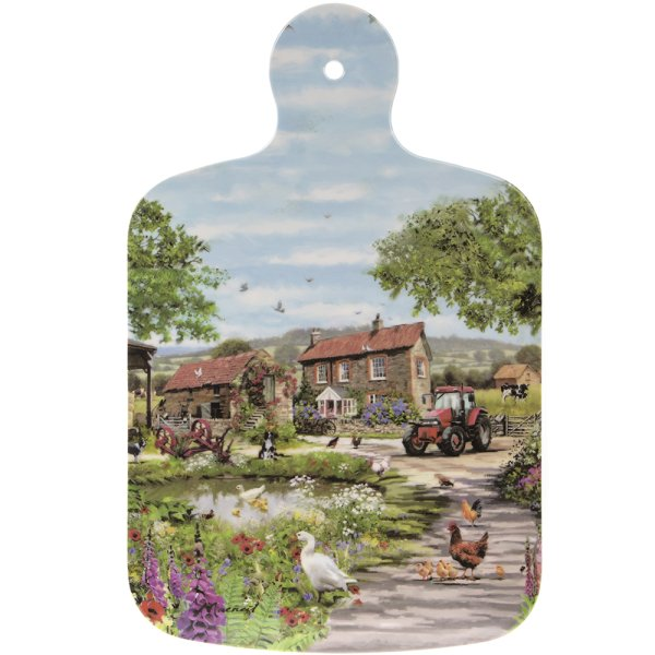 FARMYARD CUTTING BOARD