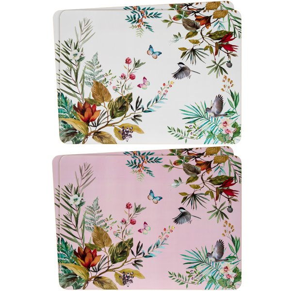 BABYLON PLACEMATS SET OF 4