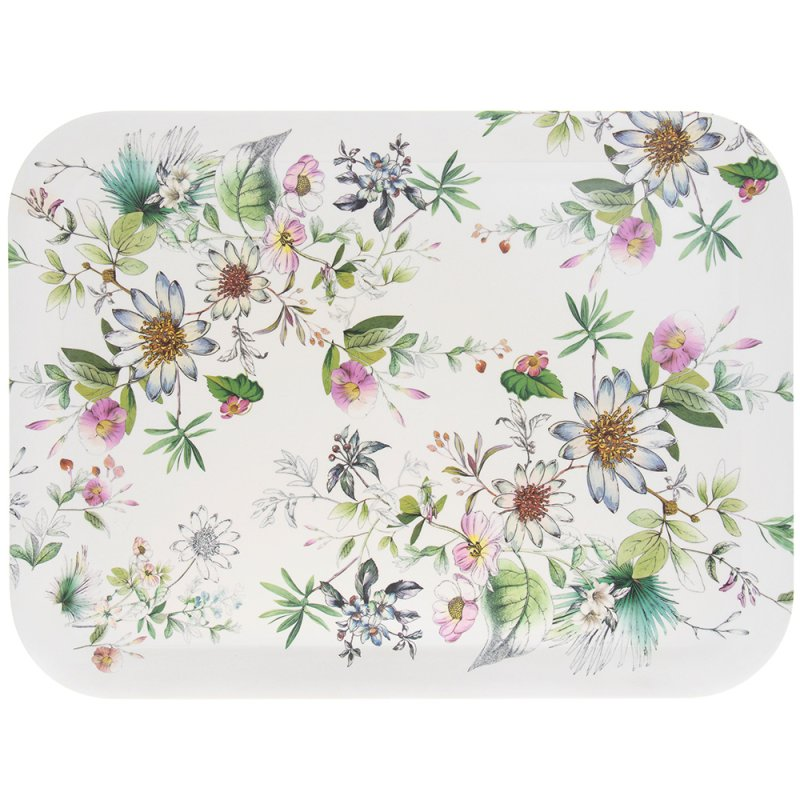 BAMBOO ECO DAISY TRAY LARGE