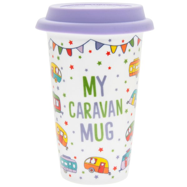 MY CARAVAN TRAVEL MUG