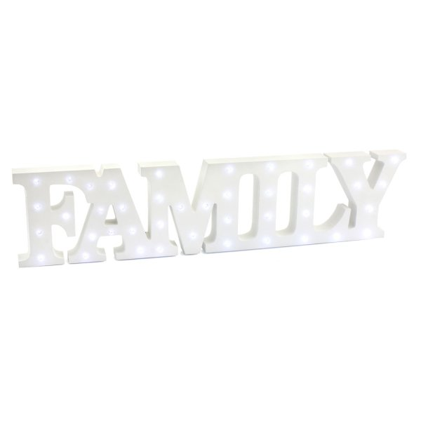 FAMILY LED LIGHT