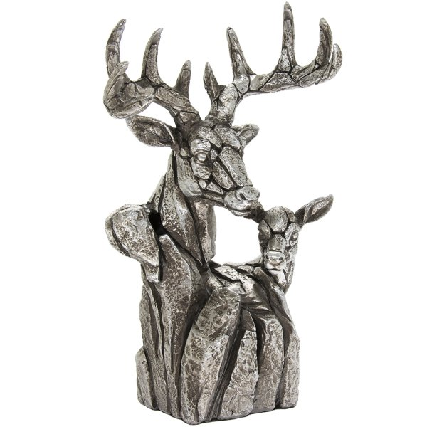 NATURAL WORLD DEER BUST