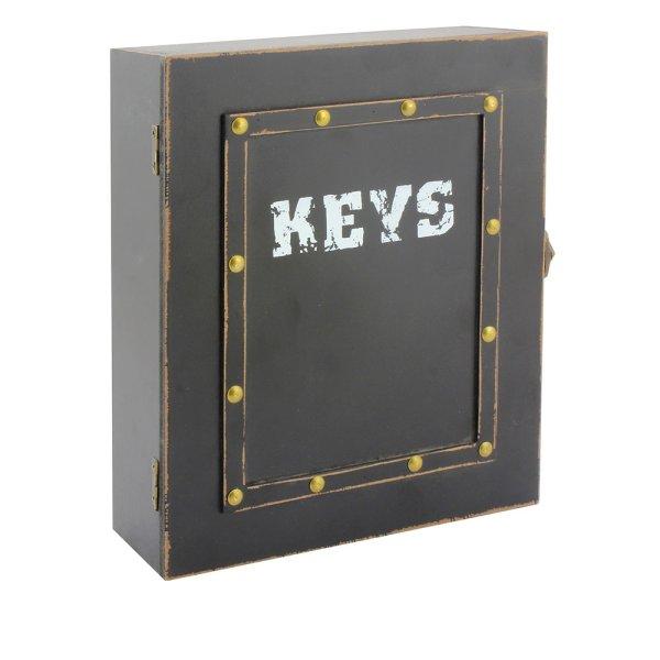 SUITCASE KEY BOX BLACK