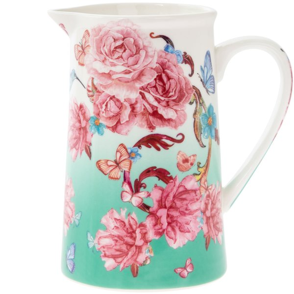 ORIENTAL BLOSSOM JUG MEDIUM